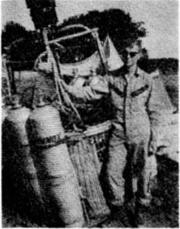 John Proctor and gondola.