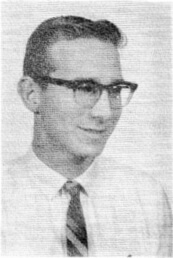 John Proctor, photo, Aztec Enginerr, January 1967