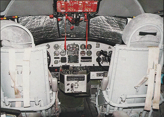 Albatross Flight Deck
