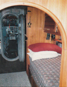Grumman Albatross Interior